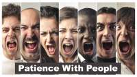 Patience with People